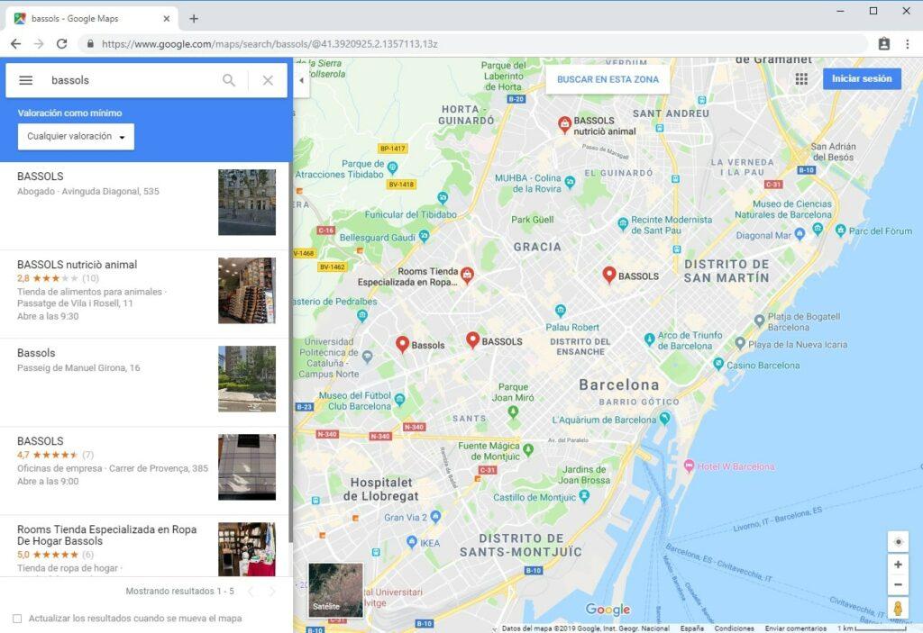 Qué es el NAP en Google My Business, y cómo crearlo 3