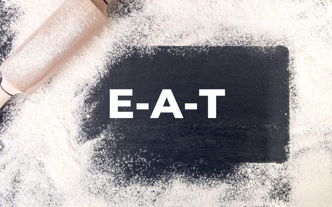 Qué es EAT en SEO