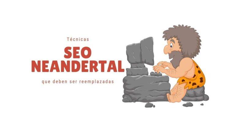 Técnicas SEO neandertal