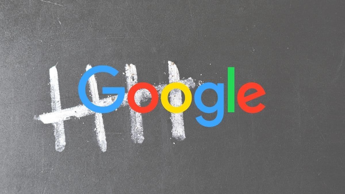 Para Google calidad sobre la cantidad en las publicaciones