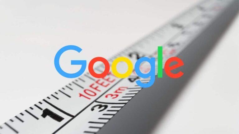 Google no mide el title en pixeles