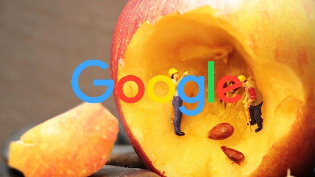 googlebot no evalúa cwv