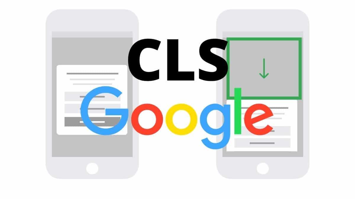 Nueva CLS en GSC