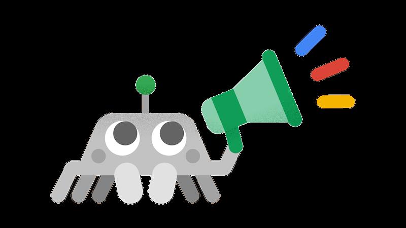 Araña de Google bot