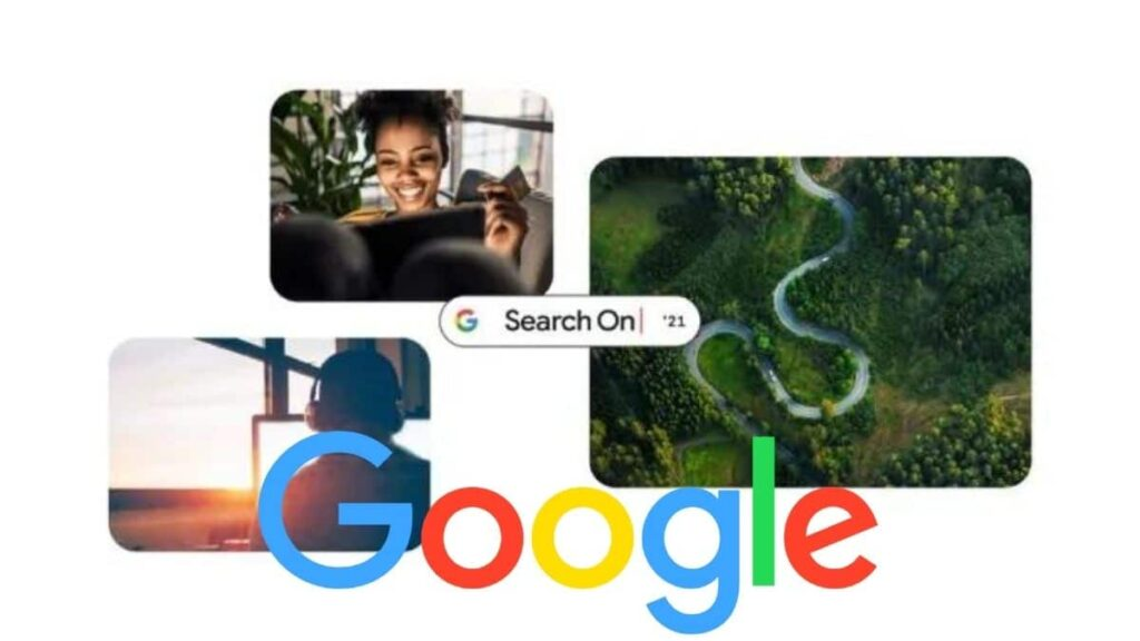 evento google search on banner