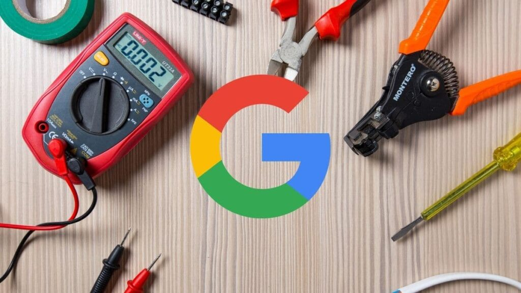 google alinea herramientas testeo banner
