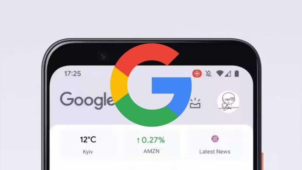 nueva pestana google discover banner