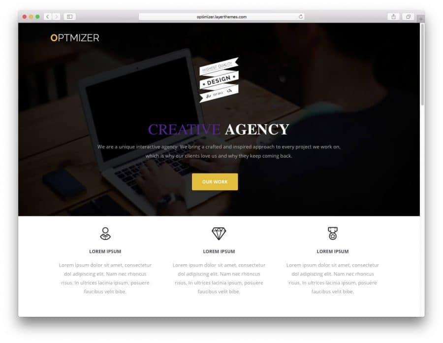 Elección de una Plantilla de WordPress Adecuada 11
