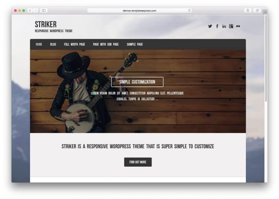 Elección de una Plantilla de WordPress Adecuada 6